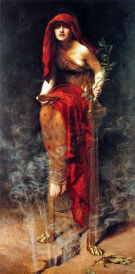 Priestess-of-Delphi-John-Collier
