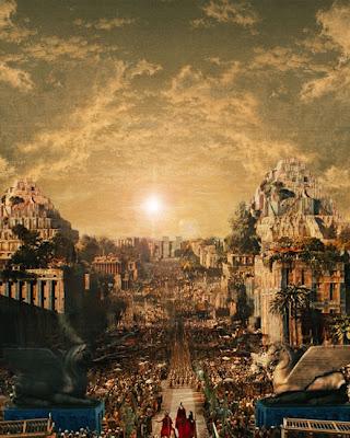 Ancient Metropolis