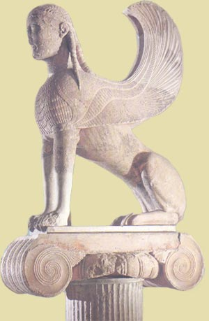 sphinx naxos
