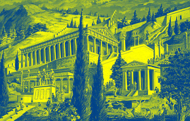 the-temple-of-apollo-at-delphi-giovanni-ruggero