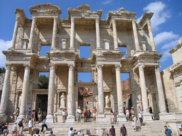 Ephesus Turkey lost city coolaristo 4